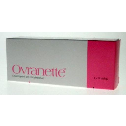 Ovranette - 63 Tablets