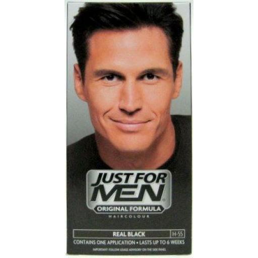 Just For Men Original Formula - H-55 Real Black