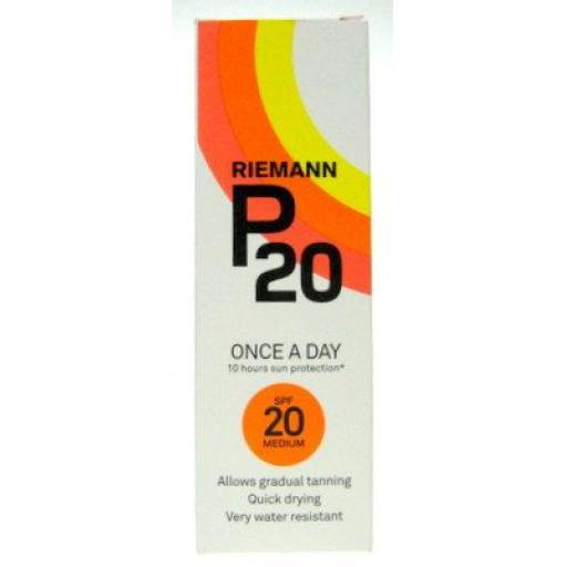 Riemann P20 Once A Day 100ml