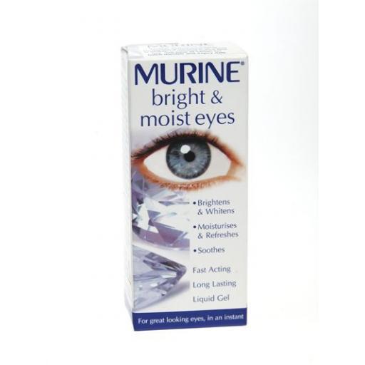 Murine Bright & Moist Eyes