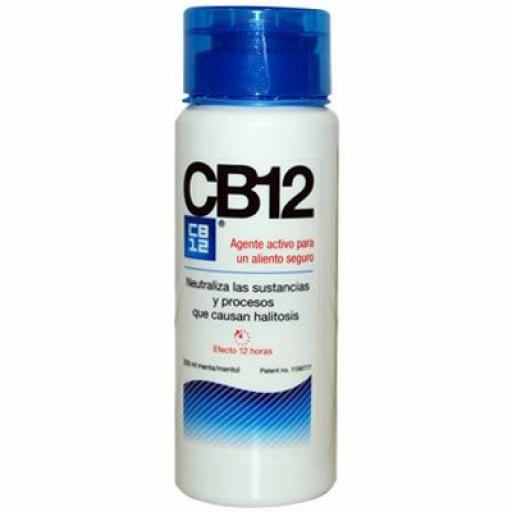 CB12 - Odour Free Breath