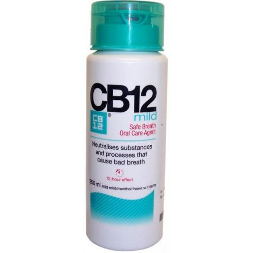 CB12 Mild - Odour Free Breath