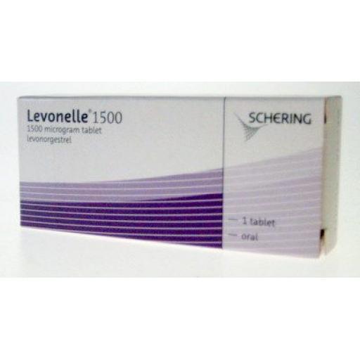 Levonelle - 1 Tablet