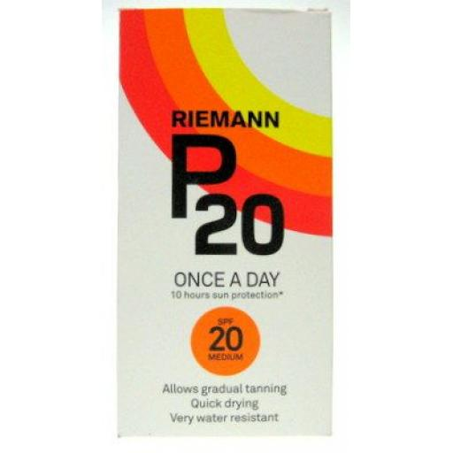 Riemann P20 Once A Day 200ml