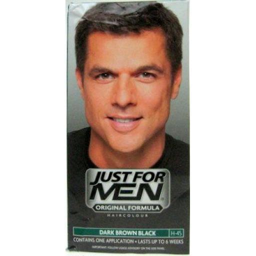 Just For Men Original Formula - H-45 Dark Brown