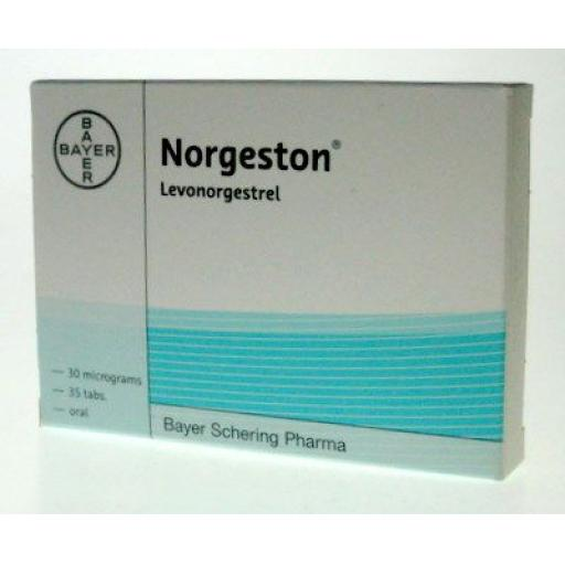 Norgeston Pill - 35 x Tablets