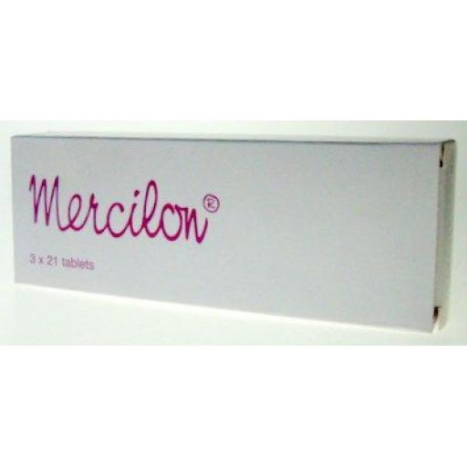 Mercilon - 63 Tablets