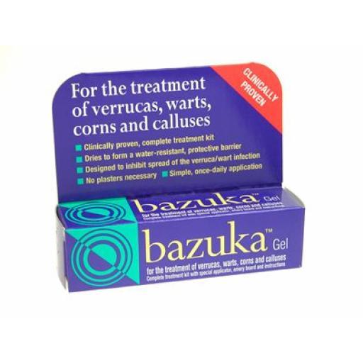 Bazuka Gel