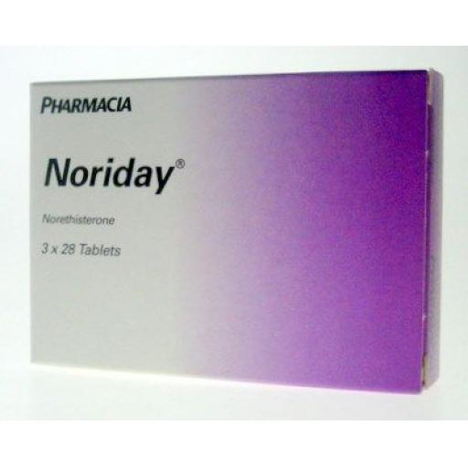 Noriday - 84 Tablets
