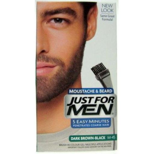 Just For Men Moustache & Beard - M-25 Light Brown