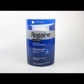 Regaine Extra Strength Hair Loss Foam Triple Pack