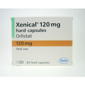 Xenical (Orlistat) 84 x 120mg Capsules